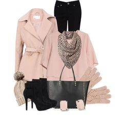 """""""Winter Pink"""" by debpat on Polyvore"""
