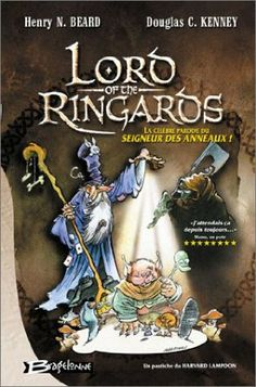 Lecture du métro : Lord of the Ringards