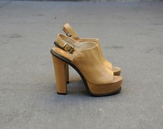 Now Soul High Heel Platform Sandal at no 6 store