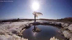 Mar Morto, um dos lugares mais belos da Terra