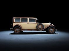 Mercedes-Benz S-Klasse 1933