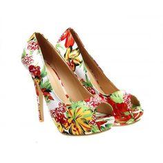 Pantofi de dama green Basic