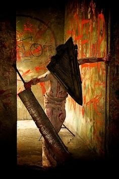 Silent Hill #cosplay