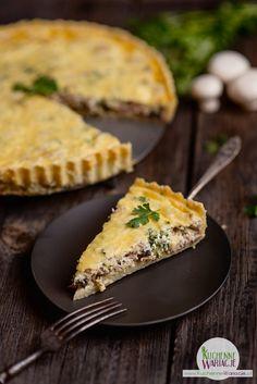 Quiche, Pizza Recipes, Tiramisu, Food And Drink, Pie, Bread, Desserts, Pies, Tuna