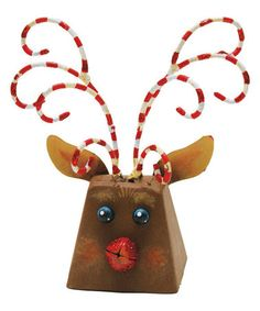 Look what I found on #zulily! Small Reindeer Bell Décor #zulilyfinds