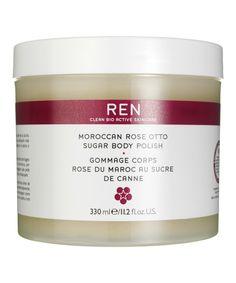 #Gifts #CultBeauty Moroccan Rose Otto Sugar Body Polish by REN