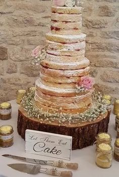 Remarkable Wedding Cake How To Pick The Best One Ideas. Beauteous Finished Wedding Cake How To Pick The Best One Ideas. Wooden Wedding Cake Stand, Rustic Cake Stands, Wedding Cake Stands, Wedding Cake Rustic, White Wedding Cakes, Cool Wedding Cakes, Extravagant Wedding Cakes, Wedding Props, Wedding Decorations