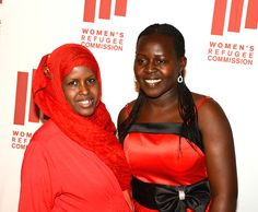 Dahabo and Caroline- two extraordinary refugee women with disabilities who have become world-changing leaders.