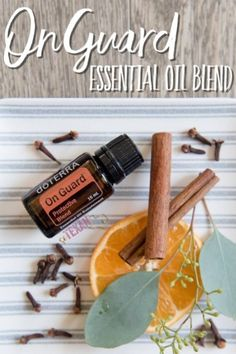 On Guard Essential Oil Blend is one of doTERRA's best-selling oil blends because of its immune-boosting and cleaning power. Check out the uses and benefits!