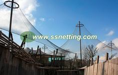 Aviary Wire Netting - Buy aviary wire netting, zoo aviary mesh, wire rope bird netting Product on Liulin Zoo Mesh Supplier Bird Netting, Bird Aviary, Outdoor Decor
