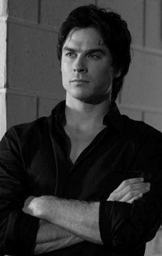 handsome, actor and ian somerhalder image on We Heart It