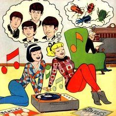 Archie Comic Publications, Inc. https://www.pinterest.com/citygirlpideas/archie/