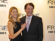 FRINGE 100TH EPISODE PARTY and FINALE EVENT: FRINGE Cast members Anna Torv and JohnNoble arrive on the red carpet the FRINGE 100TH EPISODE PARTY and FINALE EVENT at the Fairmont Pacific Rim Hotel on Saturday Dec. 1st in Vancouver, British Columbia. CR: Rich Lam/FOX