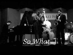 So What - Miles Davis Quintet 1963 Monterey Jazz Festival