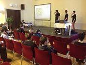 Moravský Craftcon naše přednáška (hagryd, lico, nortik) Jak stavět krásné stavby a být dobrým moderátorem #naffarin #minecraft #craftcon
