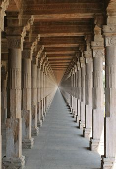 1740 years old temple at Rameshwaram, India. 1212 pillars meet at one dot! Incredible India Indeed! , 1740 years old temple at Rameshwaram, India. 1212 pillars meet at one dot! Incredible India Indeed! 1740 years old temple at Rameshwaram, India. Indian Architecture, Ancient Architecture, Amazing Architecture, Ancient Aliens, Ancient History, Ancient Greek, Interesting Facts About World, Amazing Facts, Wow Facts