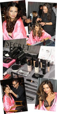 Get the Look: The Makeup, Hair and Nails at the Victoria's Secret Fashion Show2012. - Home - Beautiful Makeup Search: Beauty Blog, Makeup & Skin Care Reviews, Beauty Tips