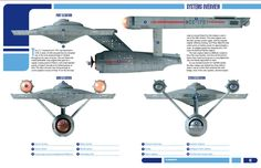 How to fix a spaceship: The owner's manual for Star Trek's U.S.S. Enterprise