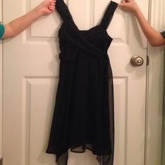 Johnny Martin size 1 black dress Johnny Martin size 1 black dress; above knee length Johnny Martin Dresses
