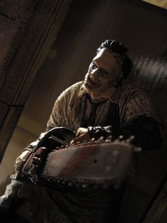 leatherface art | LEATHERFACE by Knivesium on deviantART
