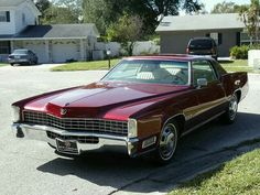 1968 caddy eldo