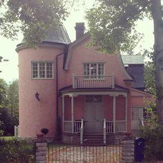 Swedish house Djursholm Stockholm Photography - Kylie Thevenau