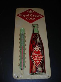 Remember the Cola and the thermometer!