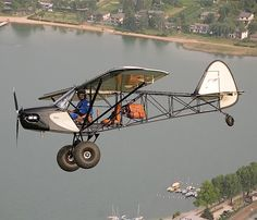Get Your Vision Off the Ground – The Savage Bobber Airplane