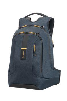 Samsonite Paradiver Light Laptop Backpack L+ Jeans Blue