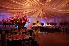 wedding reception decoration | Wedding Reception Ceiling Decorations (Source: photos.weddingbycolor ...