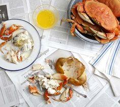Placeres para el paladar  · marisco   Spanish summer dish