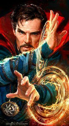 Benedict Cumberbatch to Return as 'Doctor Strange' in 'Thor: Ragnarok' - Marvel Comics Fan Marvel Avengers, Marvel Comics, Avengers Movies, Avengers Fan Art, Marvel Fan Art, Captain Marvel, Captain America, Comic Art, Comic Books