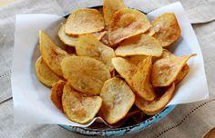 Come preparare le chips di patate