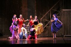 The Entertainment Is Here At West Side Story Broadway