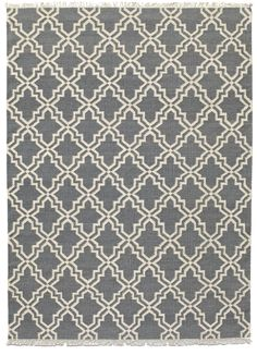 Modern Rugs in different sizes and shapes for your home. Might be touch long...this is 6.5'x9.8'. Not sure if can get without tassles? Can customize size.