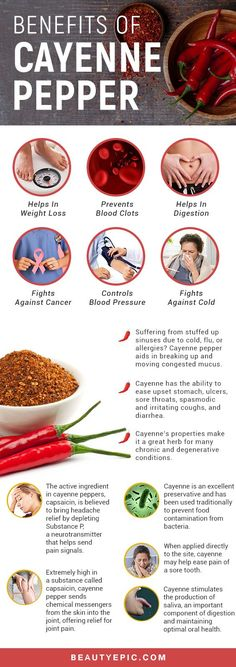What Are The Benefits Of Cayenne Pepper