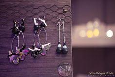 Support pour boucles d'oreilles by Miel.A www.miel-a.com