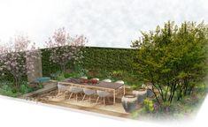 Landscape Architecture & Garden Design by Longview Design, Sussex.