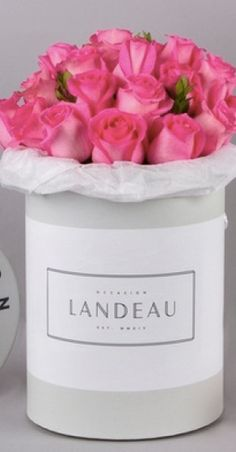 Everything's Rosy—Elevate your flower delivery experience with @give_Landeau http://ow.ly/zvgJV