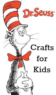 Dr. Seuss Crafts for Kids.  Lots of wonderful crafts to go along with Dr. Seuss Books