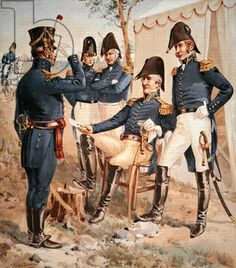 General Staff-and-line Officers Light Artillery Jackson IS Receiving A Report Ogden Henry Alexander Canvas Art - Henry American Revolutionary War, American War, American Soldiers, American History, British American, Battle Of New Orleans, Independence War, Andrew Jackson, War Of 1812
