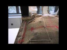 12-Les lacets - BAC PROFESSIONNEL TAPISSERIE BOULLE LPMA