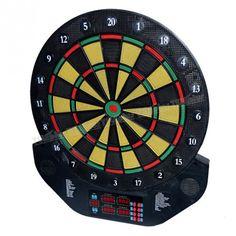 Avessa Elektronik Dart - 16 oyuncu  27 oyunlu  198 varyasyonlu  5 LCD ekranlı ve ses bildirgeli  3 adet elektronik dart hediyeli  9V DC adaptörle çalışır - Price : TL154.00. Buy now at http://www.teleplus.com.tr/index.php/avessa-elektronik-dart.html
