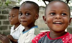 Ghana and just a few of the many beautiful faces.