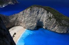 playa Myrtos Grecia