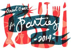 Great Gear for Parties 2014 | The Sweethome