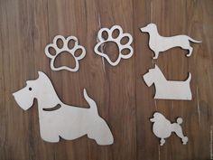 Купить Лапки. Следы. Собака - Декупаж, такса, лабрадор, собака, коричневый, лапы, следы, след