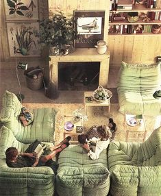 Zoom sur... Le canapé Togo