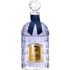 Thierry Wasser, Guerlain perfumer, sheds a new light on the iconic L'Heure Bleue fragrance composed by Jacques Guerlain in 1912. Under his direction, the sweet and elegant scent is illuminated with new radiance, steeped in freshness and modernity. This contemporary olfactory interpretation immerses us in the magic and mystery of a tour of Paris by night. Between dream and reality, twilight becomes bewitching and alluring. This is L'Heure de Nuit. The fragrance is showcased in the iconic...