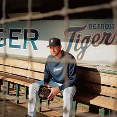 """Justin Verlander - """"I don't struggle mentally."""" If he has a bad start, he doesn't agonize over it. """"I just get over it and prepare for my next start."""" He tells me most pitchers overthink things. He points his finger to his forehead and says, """"I try to keep this guy out of the way because he interferes."""" - http://www.PaulFDavis.com/success-speaker (info@PaulFDavis.com) peak performance coach and worldwide motivational speaker for health and wellness body-mind-spirit…"""